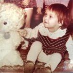 Laps ja suur mänguasi