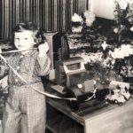 Laps ja puuauto