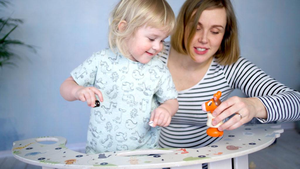 arendav mänguasi lastele